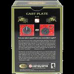 Cast Plate