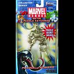 Marvel Heroes - Metal Puzzle Keychains - Venom