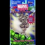 Marvel Heroes - Metal Puzzle Keychains - The Incredible Hulk