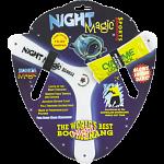 Night Booma - Sports Polymer Boomerang