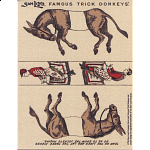 Famous Trick Donkeys - Classic Edition
