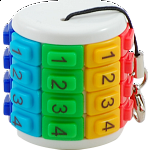 Eni Puzzle - Key Chain Numbers