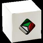 12 Faced Cube - Black Body