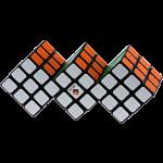 Triple 3x3 Cube