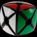 Void Pillowed Dino Cube - Black Body