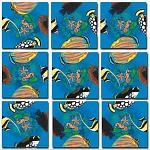 Scramble Squares - Tropical Fish