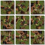 Scramble Squares - Moose!