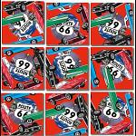Scramble Squares - Classic Cars