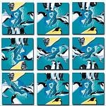 Scramble Squares - Penguins