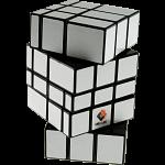 Siamese Mirror Cube - White Labels