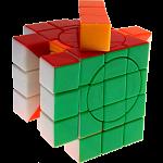 3x3x5 Super Trio-Cube with Evgeniy logo - Stickerless
