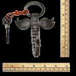 Scorpion Shaped Puzzle Lock