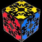 David's Gear Cube - Black body