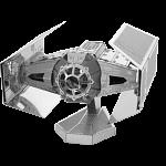 Metal Earth: Star Wars-Darth Vader's Tie Advanced X1 Starfighter