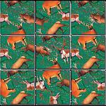 Scramble Squares - Deer