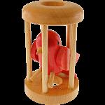 Redbird in a Cage