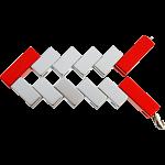 Mini Line Cube - Red