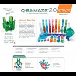 Q-BA-MAZE 2.0 - Ultimate Stunt Set