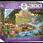 Noah's Ark, Before The Rain - Large Piece Family Puzzle