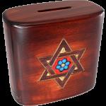 Tshedaka Secret Box - Red