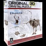 3D Crystal Puzzle Deluxe - Frozen II: Sven