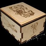Belle Puzzle Box
