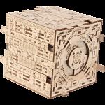Scriptum Cube - Wooden DIY Puzzle Box Kit