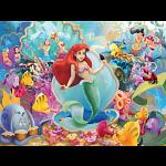 Disney Princess: Ariel and Friends - Large Piece