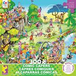 Comic Capers: Golf Safari - Large Piece
