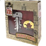 The Cell Block Series: Sheriff's Key