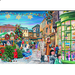 Magic Of Christmas - 4 x 500 Piece Puzzles
