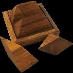 5 Piece Pyramid