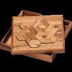 Hexiamond Puzzle