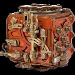 Mecanigma - Wooden DIY Puzzle Box Kit