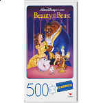 Blockbuster Movie Poster Puzzle - Beauty and the Beast