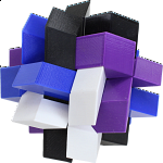 12 Piece Separation Puzzle