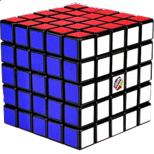 Rubik's Professor Cube (5x5x5) -