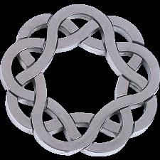 Cast Coaster -