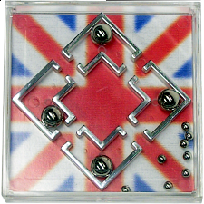 Crazy Maze - Flag -