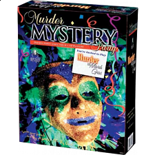 Murder Mystery Party - Murder at Mardi Gras -
