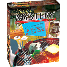 Murder Mystery Party - A Murder on the Grill -