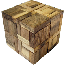 Handed Halfcubes -