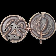 Cast Medal -