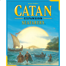 Catan Expansion: Seafarers (5th Edition) -