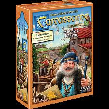 Carcassonne: Abbey & Mayor -