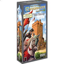 Carcassonne: The Tower -