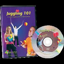 Higgins Bros. - Juggling 101 - DVD -