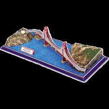Golden Gate Bridge - 3D Puzzle -