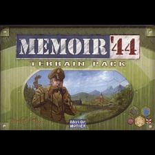 Memoir '44: Terrain Pack -