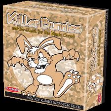 Killer Bunnies Quest - Wacky Khaki Booster Deck -